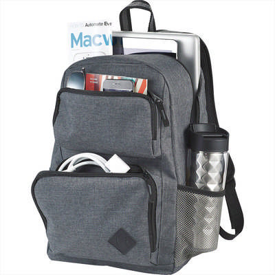 Graphite Deluxe 15 inch Computer Backpack (5174_RNG_DEC)