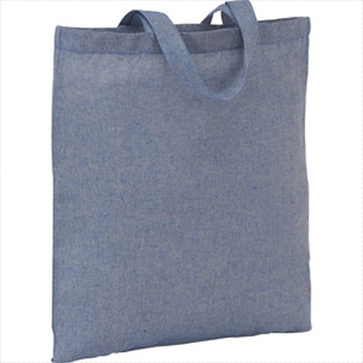 Recycled 5oz Cotton Twill Tote (5184_RNG_DEC)