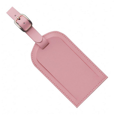 Coloured Luggage Tag (9161PK_RNG_DEC)