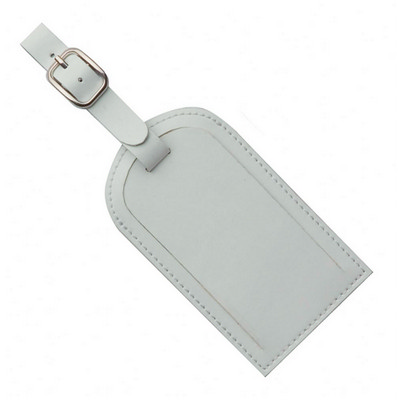 Coloured Luggage Tag (9161WH_RNG_DEC)
