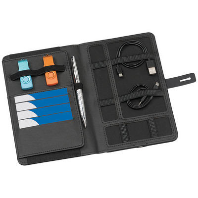 The Power Passport Holder (9212BK_RNG_DEC)