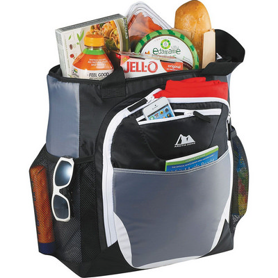 Arctic Zone 50 Can Outdoor Backpack Cooler (AZ1009GY_RNG_DEC)