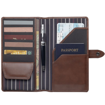 Cutter & Buck Travel Wallet (CB1007BR_RNG_DEC)