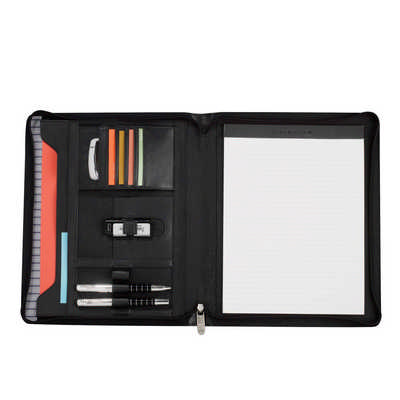 Cutter & Buck A4 Zippered Compendium (CB1008_RNG_DEC)