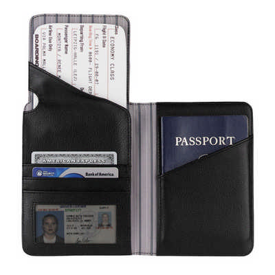 Cutter & Buck Performance Travel Wallet (CB1009_RNG_DEC)