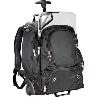 Elleven Wheeled Compu-Backpack (EL002_RNG_DEC)