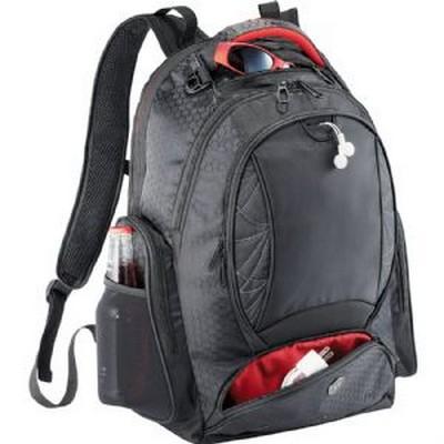 Elleven Vapour Backpack (EL013BK_RNG_DEC)