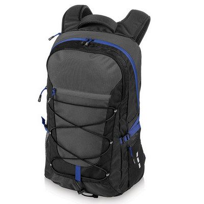 Elevate Milton 15.4 inch Laptop Outdoor Backpack (EV1007_RNG_DEC)