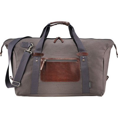 Field & Co. 20 inch Duffel (FC1002GY_RNG_DEC)