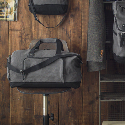 Field & Co Hudson 21 inch Weekender Duffel Bag (FC1003_RNG_DEC)