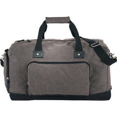 Field & Co Hudson 21 inch Weekender Duffel Bag (FC1003_RNG_DEC)