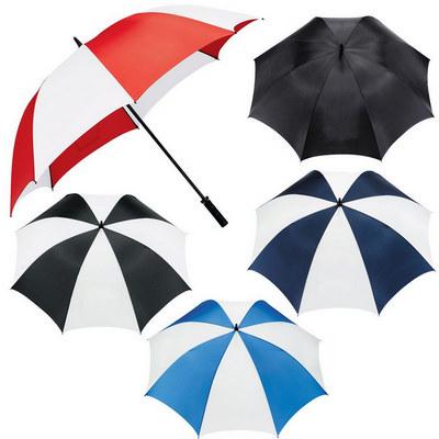 Tour Golf Umbrella (SB1001RYLWH_RNG_DEC)