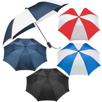 Stromberg Folding Auto Umbrella (SB1003_RNG_DEC)