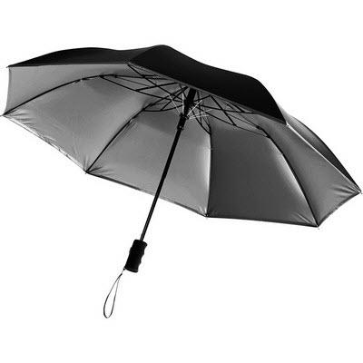 Auto Open 42 Folding Color Splash Umbrella (SB1005SL_RNG_DEC)