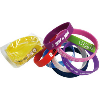 Standard 12mm Silicon Wristbands (SIL-101_RNG_DEC)