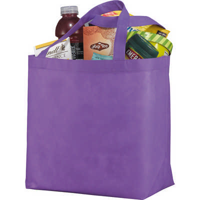 YaYa Budget Non-Woven Shopper Tote - (printed with 1 colour(s)) - (SM-7346_RNG_DEC)
