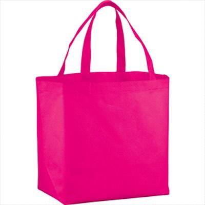 YaYa Budget Non-Woven Shopper Tote (SM-7346_RNG_DEC)