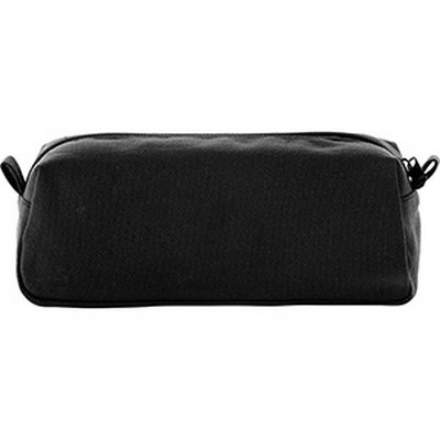 Cotton Canvas Travel Pouch (SM-7792_RNG_DEC)