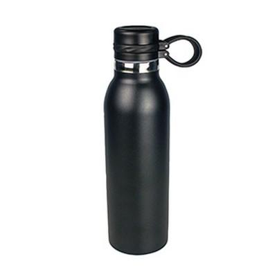 Trekk Double Walled Drink Bottle  - Black (TK1025BK_RNG_DEC)