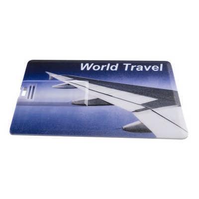 Superslim Credit Card USB (USB8014MU_RNG_DEC)