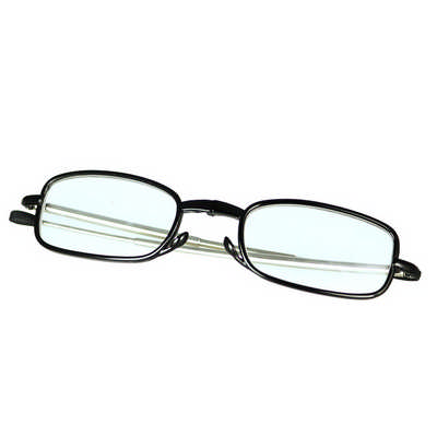 Folding Reading Glasses (GL1002BK_RNG_DEC)