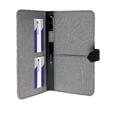 Trekk Passport Holder (TK1012GY_RNG_DEC)