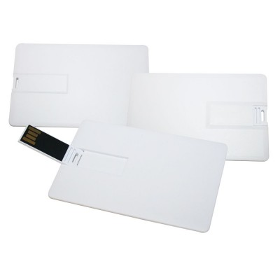 Super Slim Credit Card USB (20 Day) 32Gb (USB8014_32G-20Day)