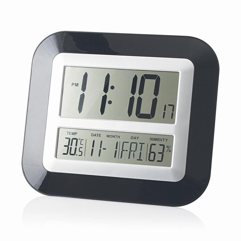 Wall Desk Clock (C422_GLOBAL)
