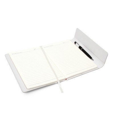 Notebook Journal A5 Leather Look Magnetic Closure (C490C_GLOBAL)