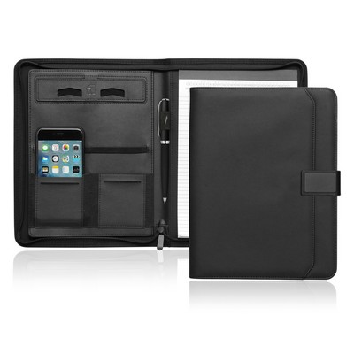 A4 Tech Folio wZipper and Magnetic Closure (C499_GLOBAL)
