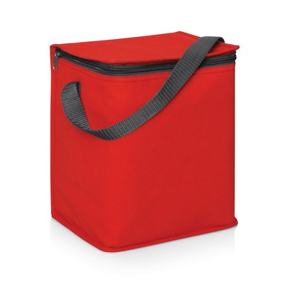 6 Bottle/12 Can Cooler Bag w/Carry Strap - 5L (L472B_GLOBAL)