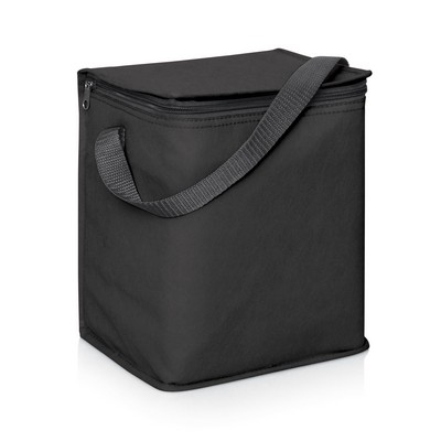 6 Bottle/12 Can Cooler Bag w/Carry Strap - 5L (L472C_GLOBAL)