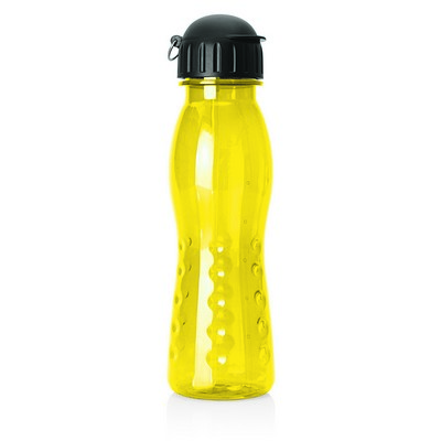 Polycarbonate Sports Bottle w/Pop Top - 600ml (M225F_GLOBAL)