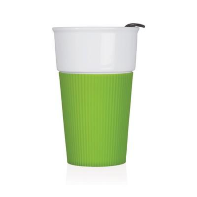 Eco Coffee Travel Mug Ceramic 370ml (M258D_GLOBAL)