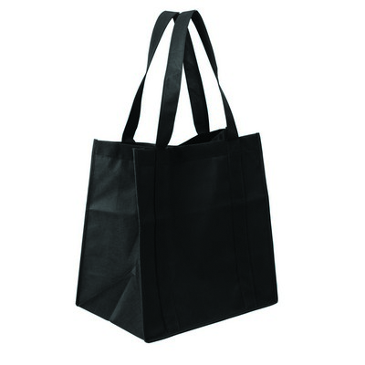 Non Woven Shopping Bag (NWB10-BK_GLOBAL)