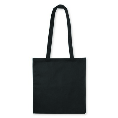 Non Woven Bag - wV shaped gusset (NWB15-BK_GLOBAL)