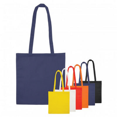 Non Woven Bag - wV shaped gusset (NWB15-NB_GLOBAL)