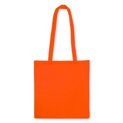 Non Woven Bag - wV shaped gusset (NWB15-OR_GLOBAL)