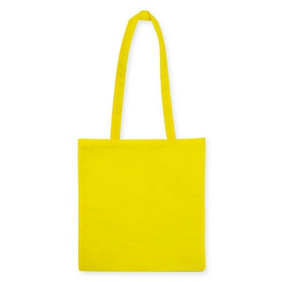 Non Woven Bag - wV shaped gusset (NWB15-YE_GLOBAL)