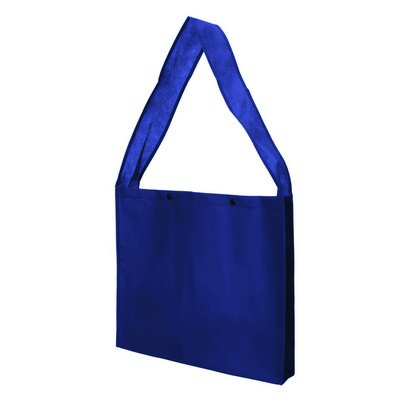 Non Woven Sling Bag - wpress studs and gusset (NWB20-NB_GLOBAL)