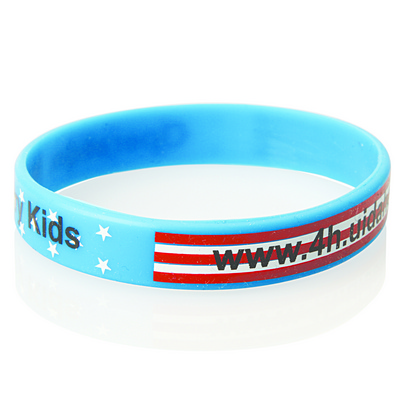 Printed Silicone Wristband (WB01_GLOBAL)