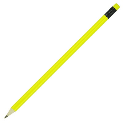Sharpened Pencil wColoured Eraser (Z198G_GLOBAL)