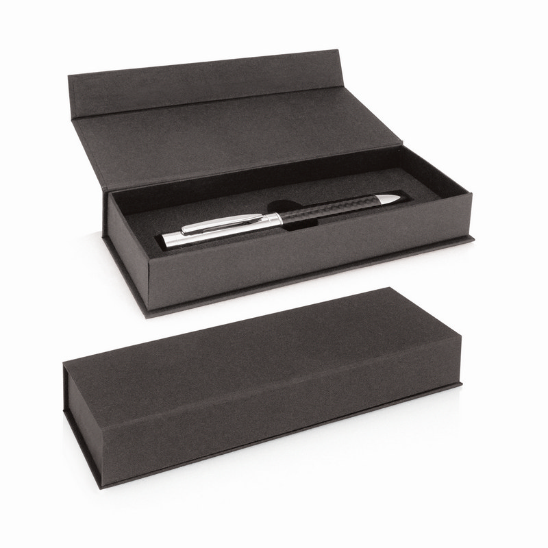 David Magnetic Closure Pen Gift Box (Z719_GLOBAL)
