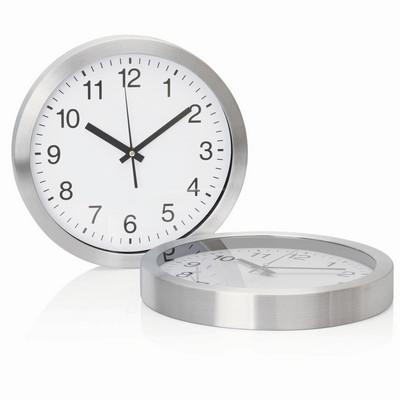 Wall Clock 30cm Aluminium (C308_GLOBAL)