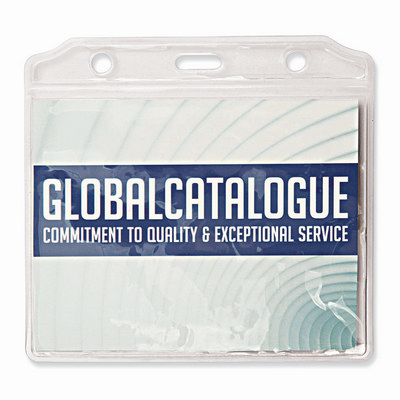 PVC Card Holder 78 (H) x 100 (W)mm (T111J_GLOBAL)