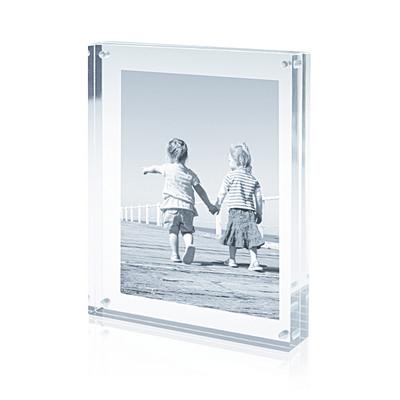 Photo Frame Acrylic Small Rofe Design (AC115_GL_DEC)