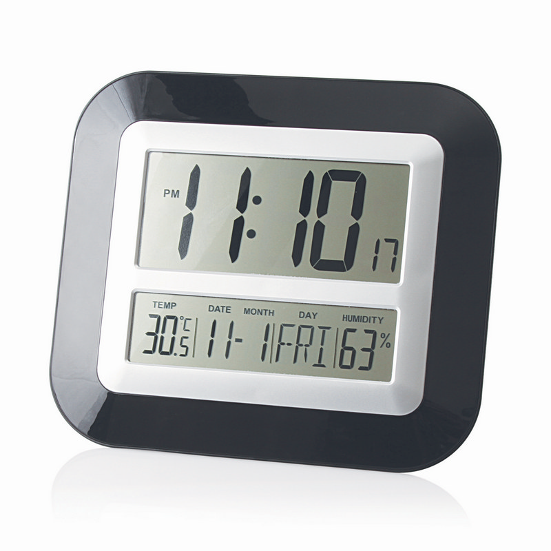 Wall Desk Clock (C422_GL_DEC)