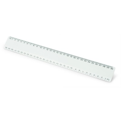 Ruler 30cm (C447A_GL_DEC)