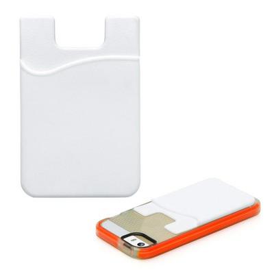 Card Wallet Silicone Smartphone (C469B_GL_DEC)