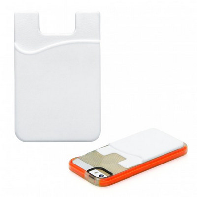 Card Wallet Silicone Smartphone (C469_GL_DEC)